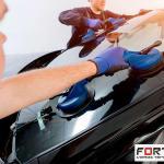 Industria de vidros automotivos