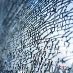 Vidros temperados para muros